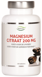 Magnesium-Citraat-nutrivian
