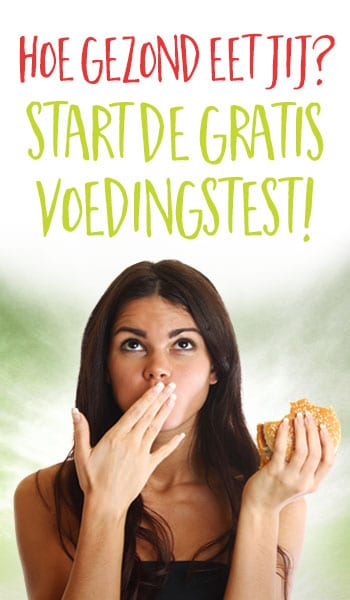 voedingstest-gratis