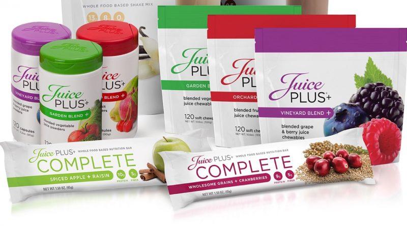 jp plus dieet