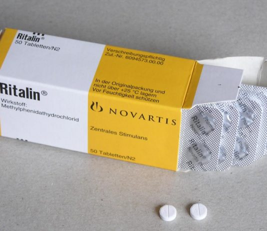 Ritalin Methylphenidate