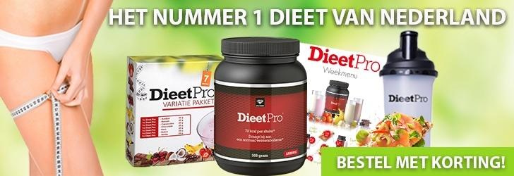 dieet pro korting