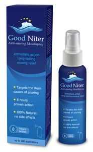 good niter spray