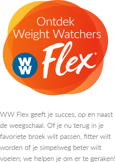 ontdek weightwatchers flex