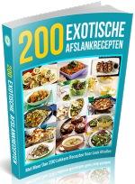 200 Exotische Recepten Preview